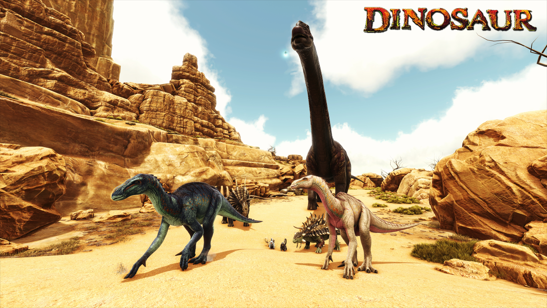 Bluedragon Looking For The Nesting Grounds Dinosaur 2000 Sta Jpg Official Media Ark Official Community Forums