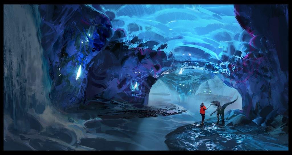 Concept: Snow Cave