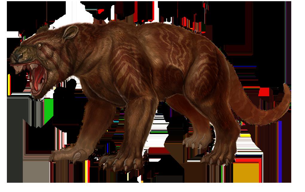 Thylacoleo Carnifex Concept