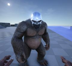 ARK of the Apes! (programmer screenshot)