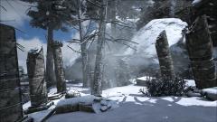 Ruins - Snow