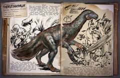 Therizinosaur