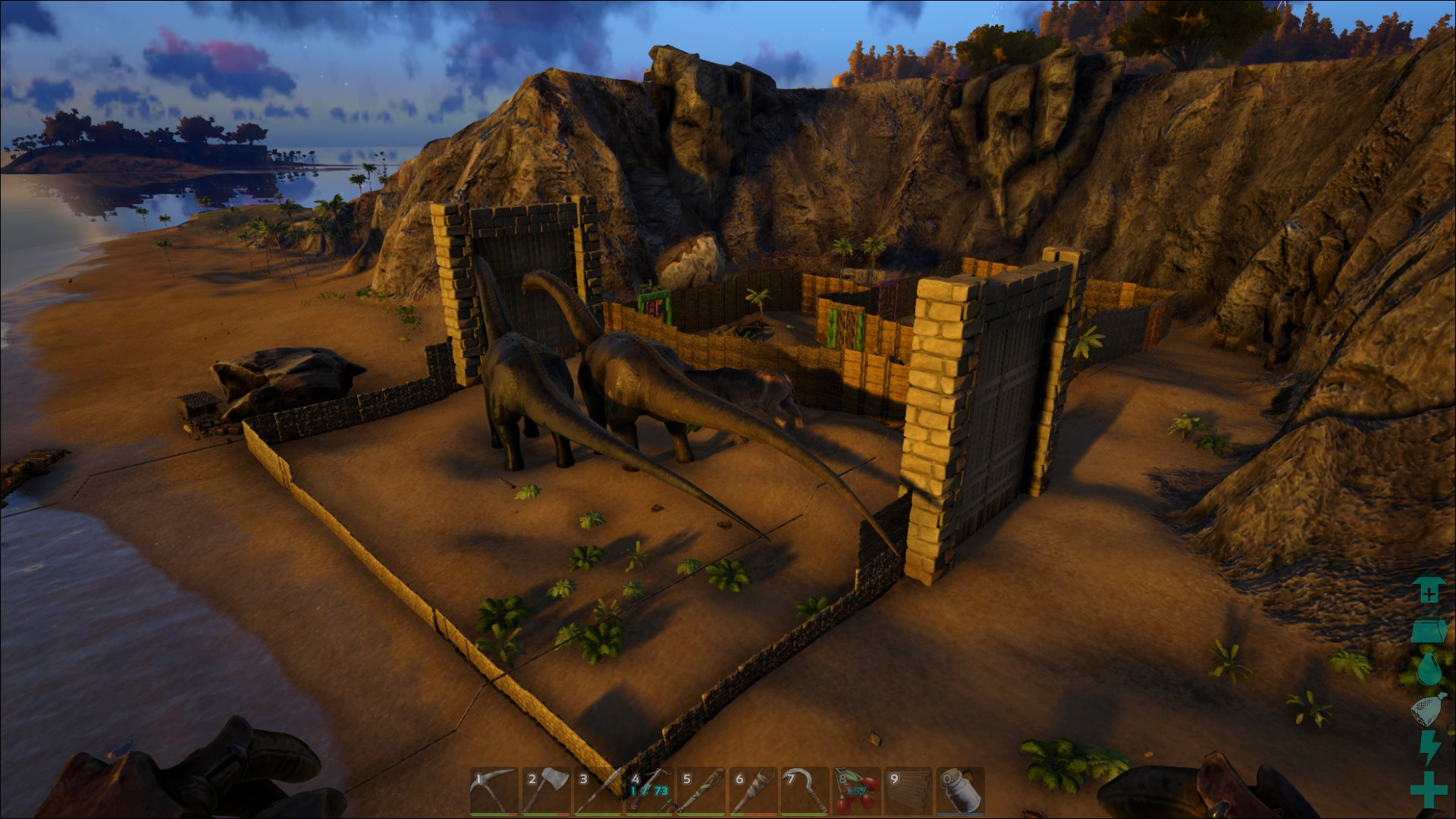 walls with no foundation general discussion ark official