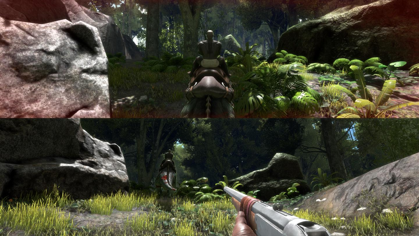 Two-Player Local Split-Screen! - ARK News - ARK - Official ...