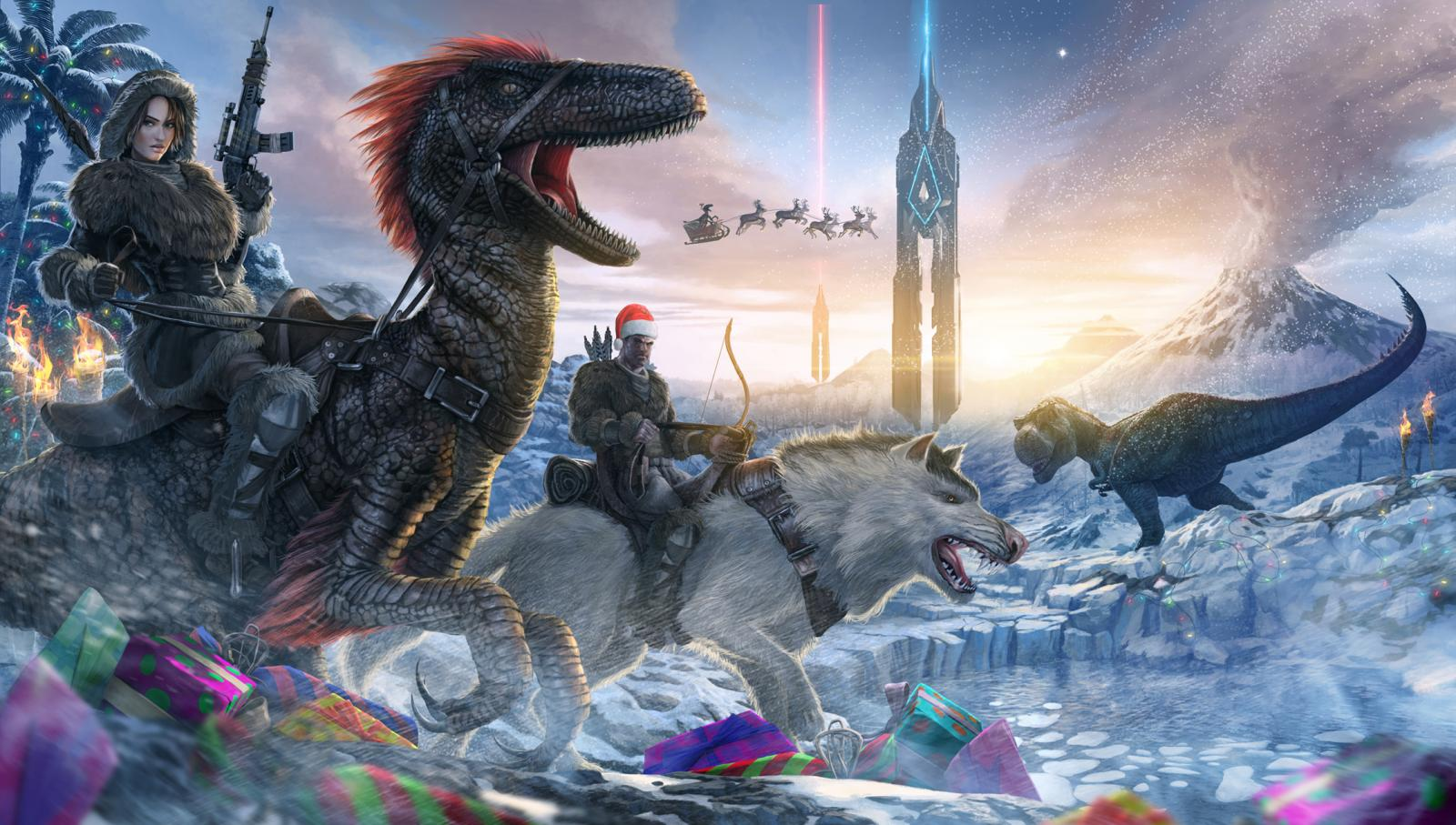 Ark winter wonderland sotf naughty or nice winter sale ark largekwinterwonderlandg33572a97b6 malvernweather
