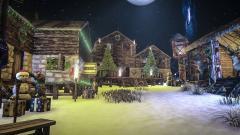 ARK Winter Wonder Town