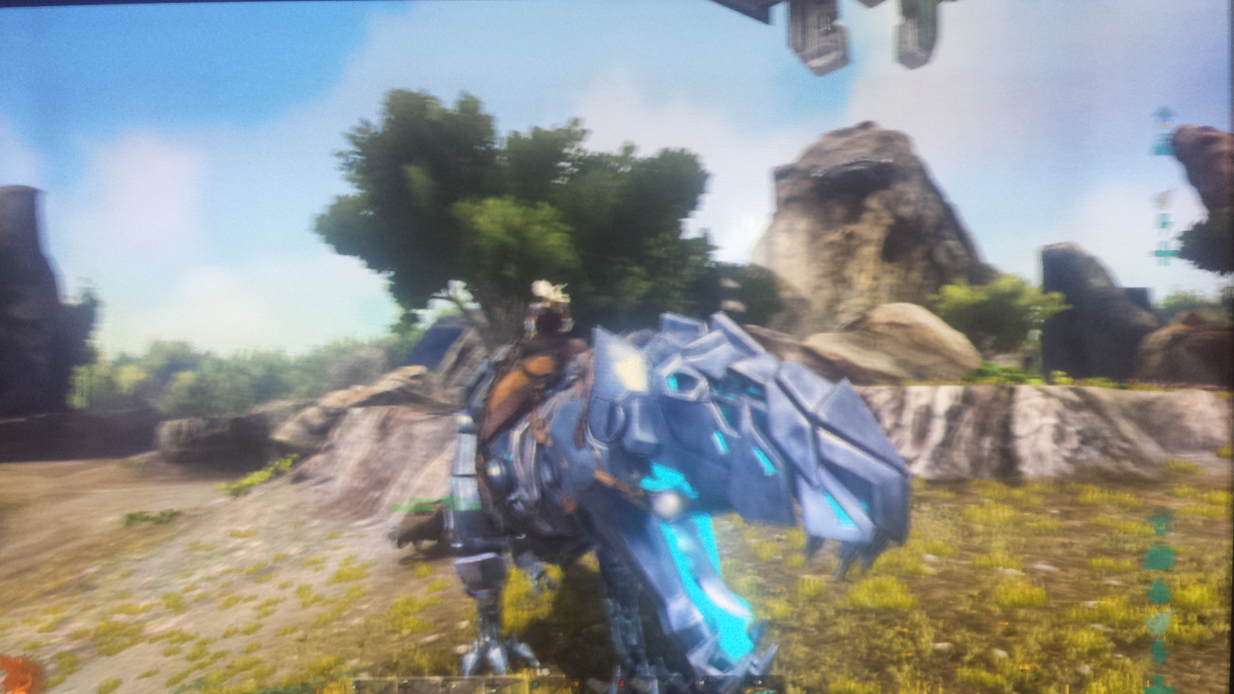 got bionic t rex skin here s how general discussion ark
