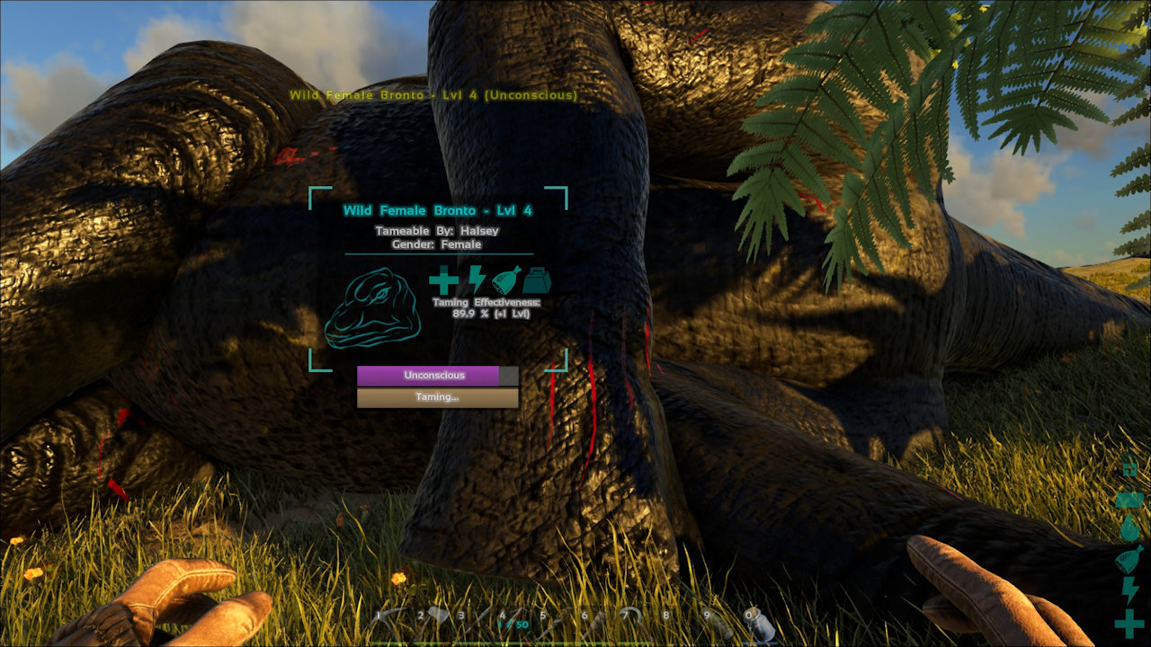 tame effectiveness is awful general discussion ark official