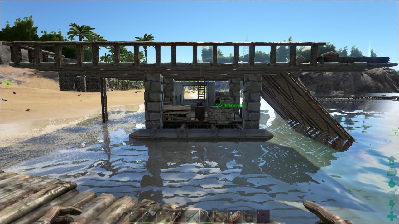 Raft Base Community Albums Ark Official Community Forums
