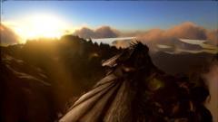 Dragon Rider at Dawn.JPG