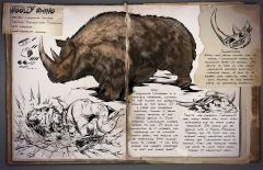 Dossier: Woolly Rhino