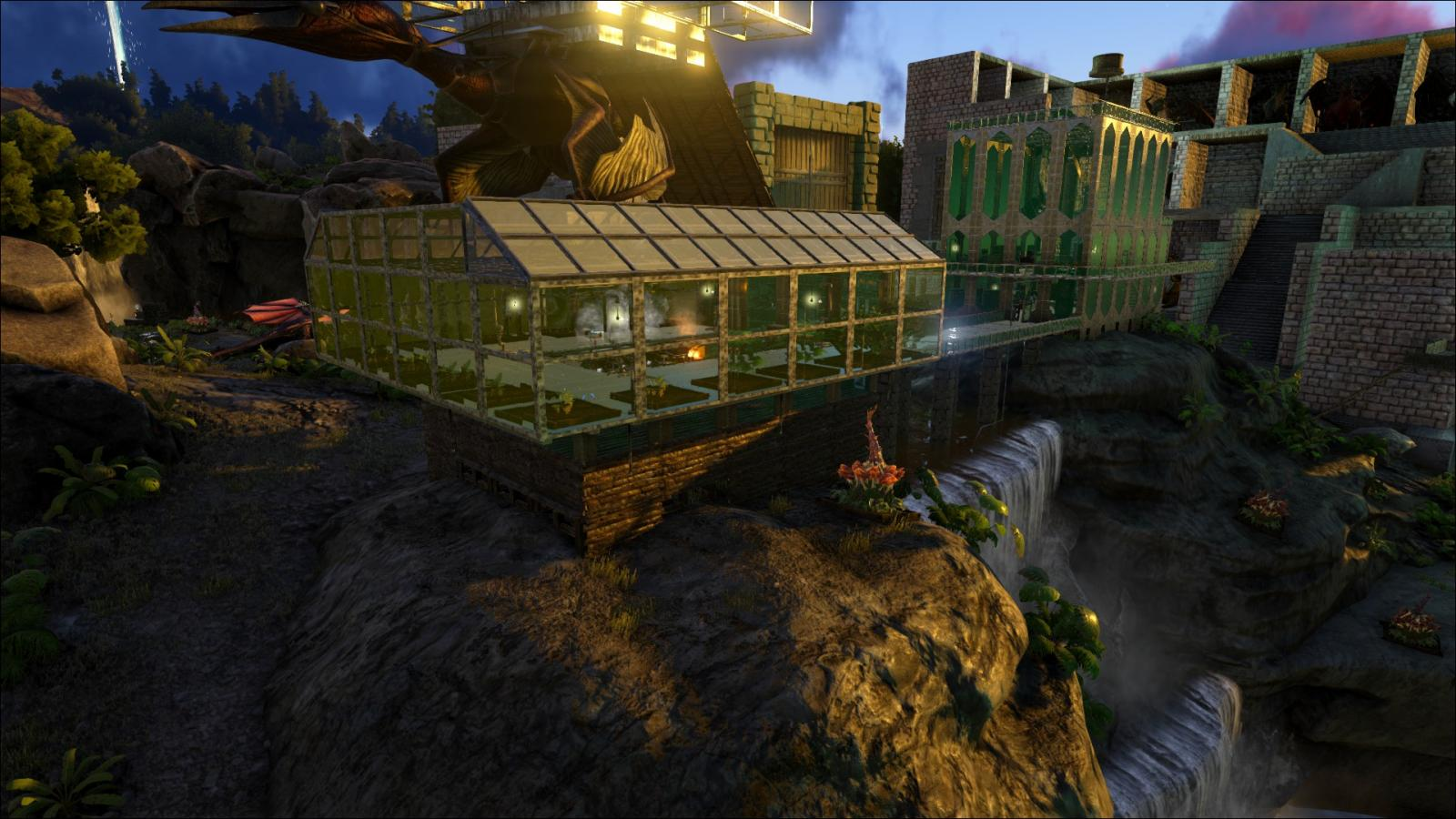 how to change ark dedicated server map