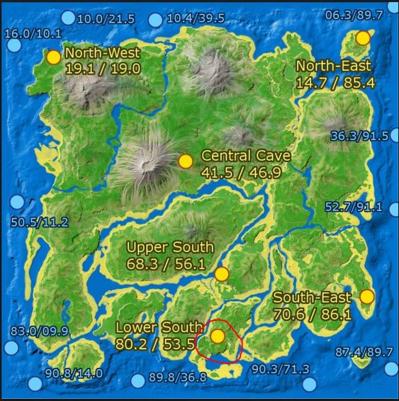 Ark The Island Metall