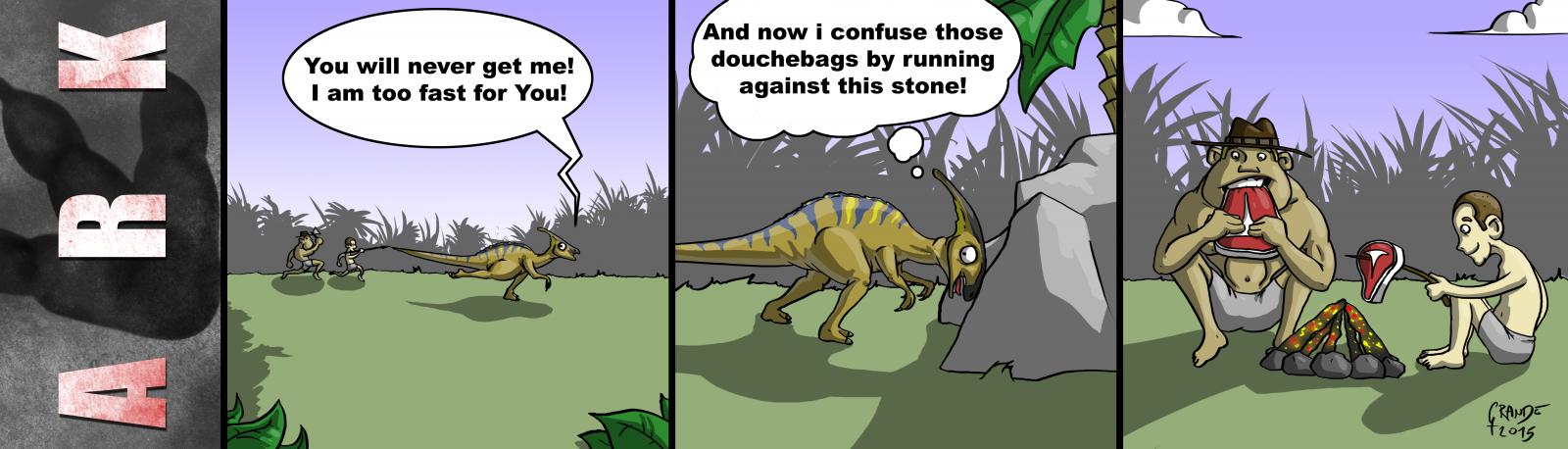 Rock confusion