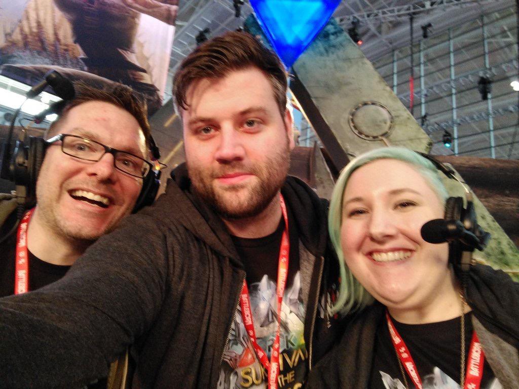 Sl1pg8r, Chris, And Jen