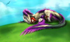 Purplebirdie
