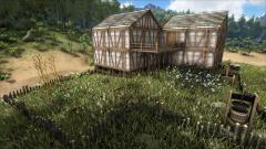 Primitive Plus Garden