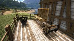 Primitive Plus Cabin