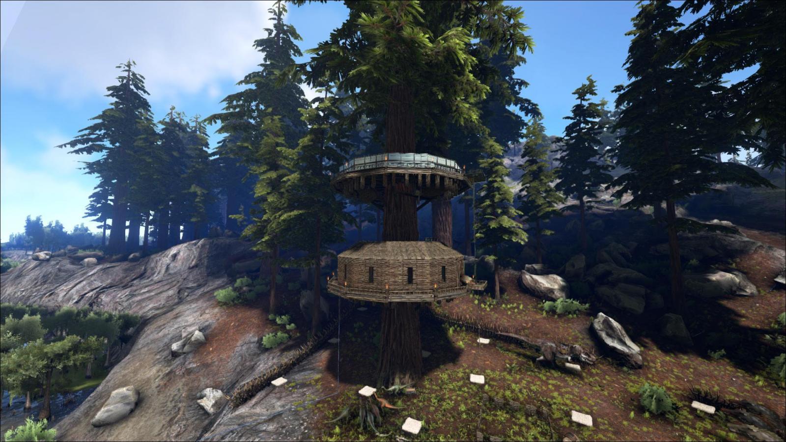 Epic Tree Base