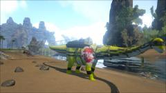 Schoolbus Diplodocus by Sharkcat