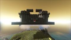 Skittle's Floating Castle