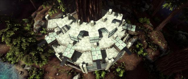 Where Can You Build A Treehouse In Ark