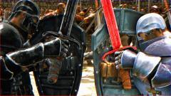 Massive Gladiator Battle