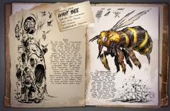 Dossier: Giant Bee