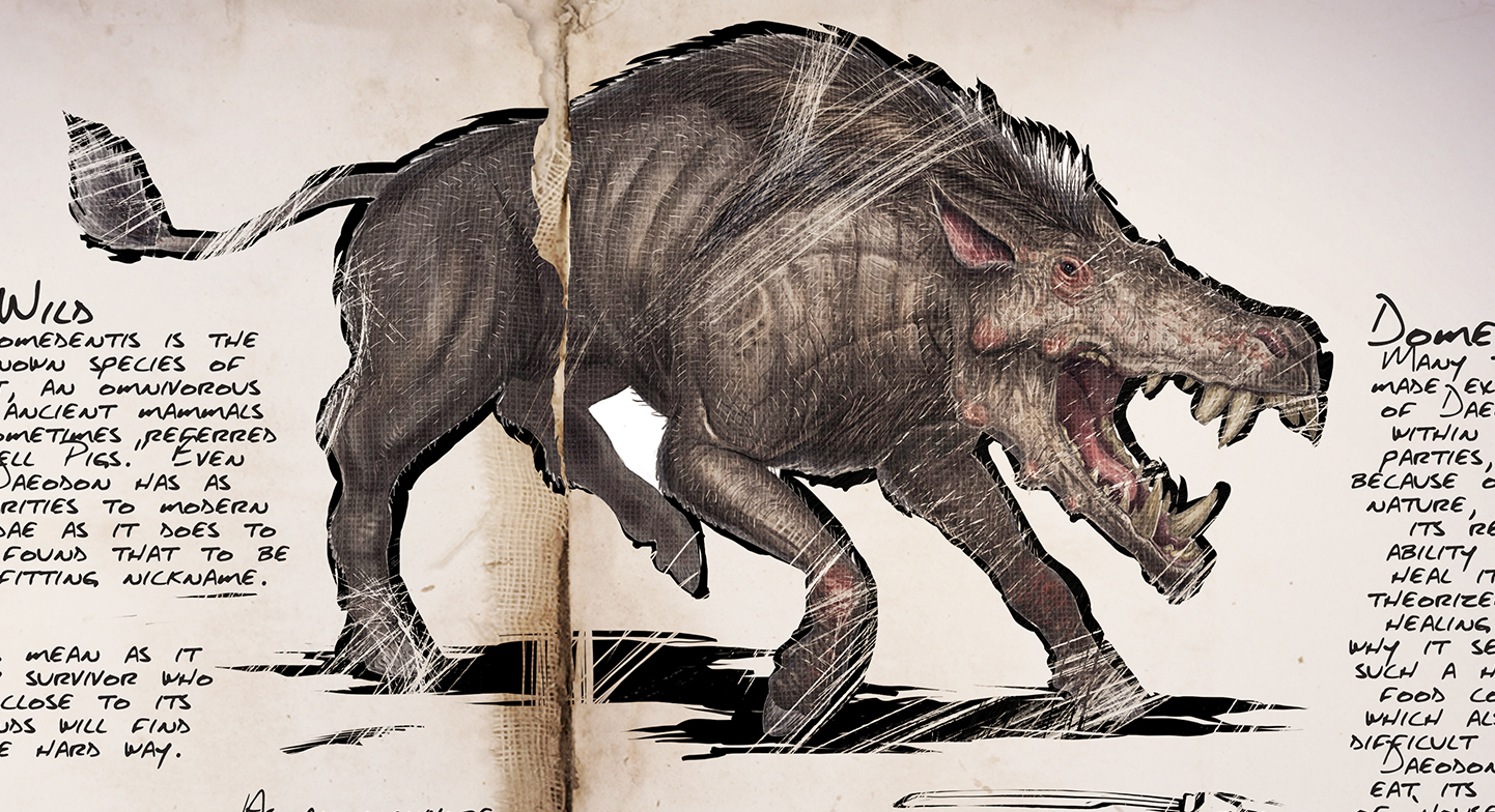 Ark Survival Evolved Mega Thread Survival Grim Reaper Gamers Forums Enable passive healing enables the ability of the daeodon to activate it's heal without a rider on. ark survival evolved mega thread