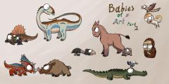 Babies of ARK Part 2
