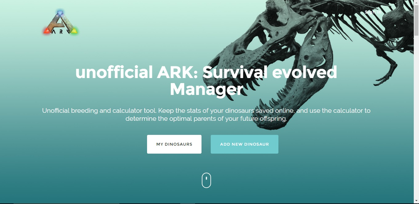 dino manager general discussion ark official community forums