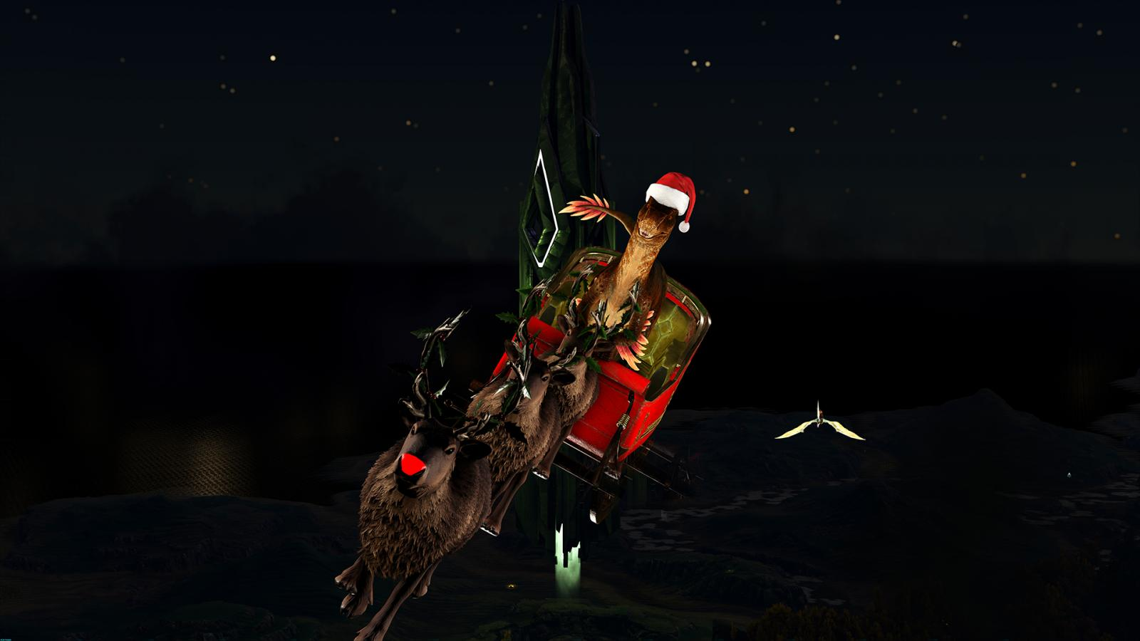 Raptor Claus Is Coming To Town! - GravesAJ - Freeform.jpg