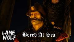 BORED AT SEA