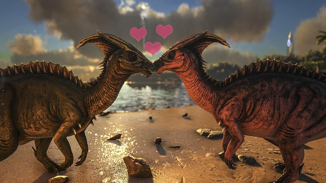 ark valentines event
