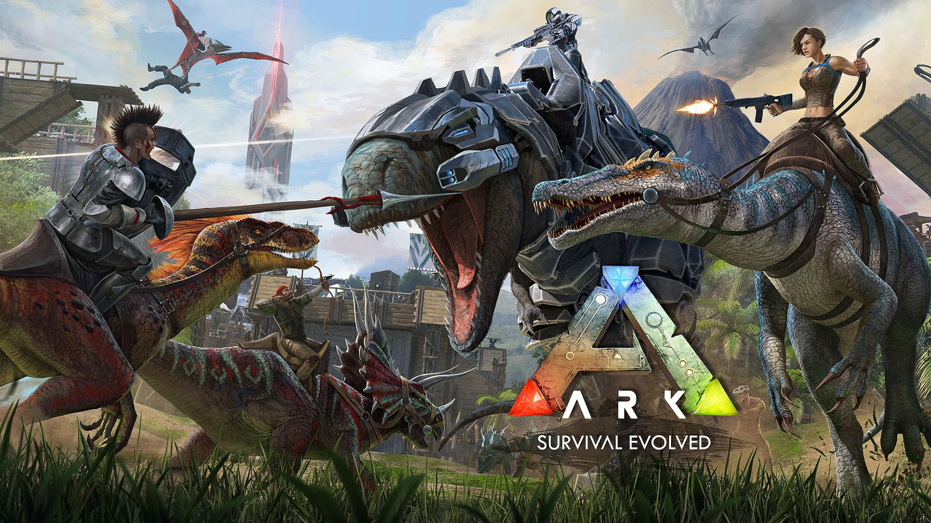 how to join xbox ark serverts on pc