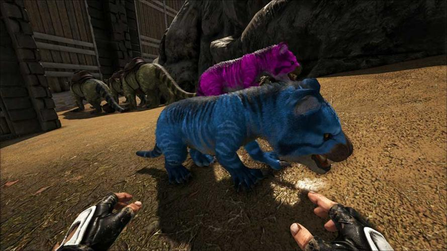 ark how to stop wild dinos spawing in base