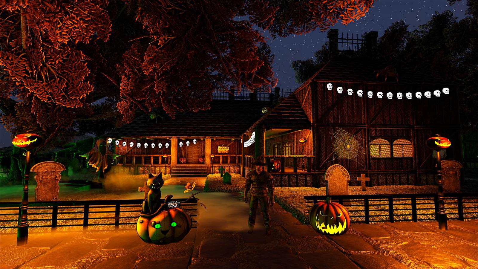 wolf angelus halloween town house 1 night 8xjpg