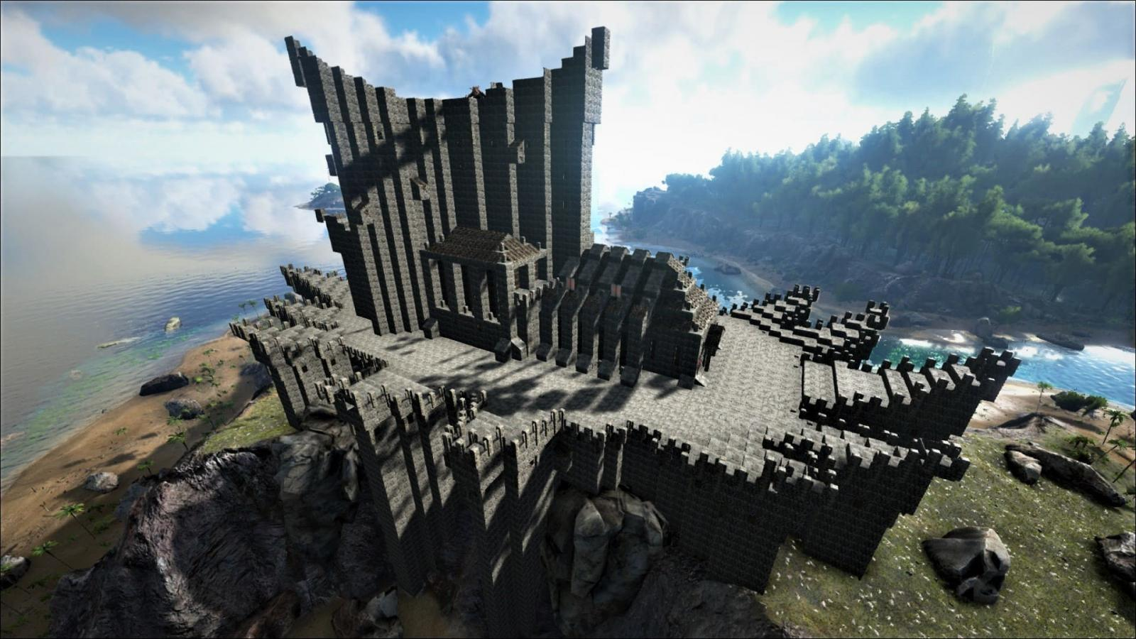 Dragonstone community albums ark official for Arkitect home