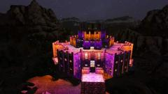 my Halloween castle on ragnarok