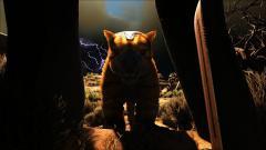 A wild Thylacoleo appears!