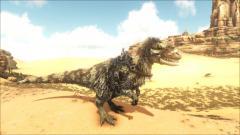 Desert Camo Yutyrannus