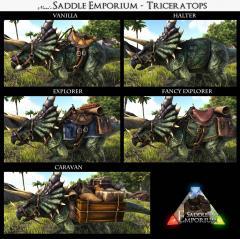 Saddle Emporium Released