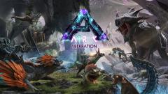 ARK: Aberration Title Art