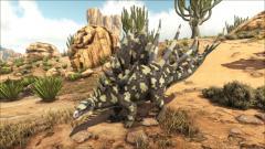 Desert Camo Kentrosaurus