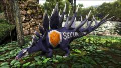 Security Guard Kentrosaurus
