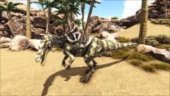 Desert Camo Baryonyx
