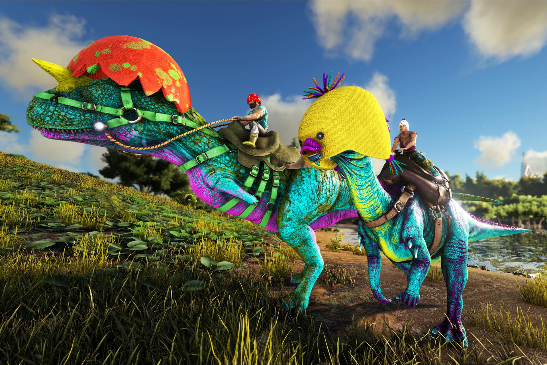 Community Crunch 124: Eggcellent Adventure Returns U0026 ARK Sale!