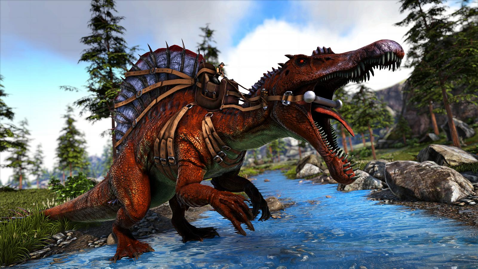 Community crunch 124 eggcellent adventure returns ark sale ark large5ab96009c43f5wolfamaterasu spino roar 8xg malvernweather Images