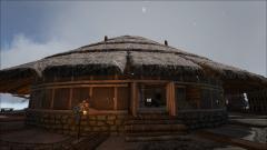 The Pilgrim's Stone age settlement