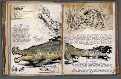 Dossier: Sarcosuchus